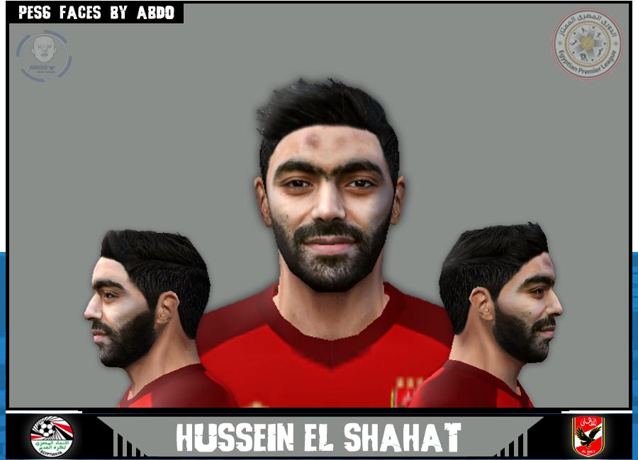 وجه حسين الشحات 2019 لبيس 6